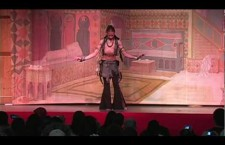 Amazing Male Tribal Fusion Bellydancer