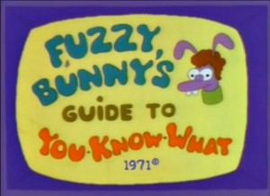 Fuzzy Bunny's Guide To You-Know-What