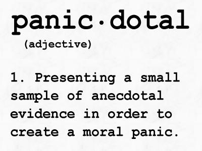 panicdotalevidence
