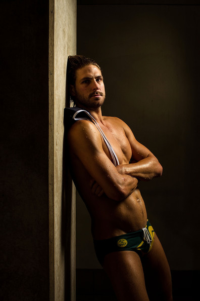 Sexy male olympians - Rhys Howden