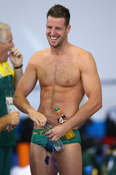 Sexy male Olympians - James Magnussen